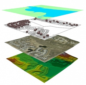 Geological, Geophysical and Environment Fields